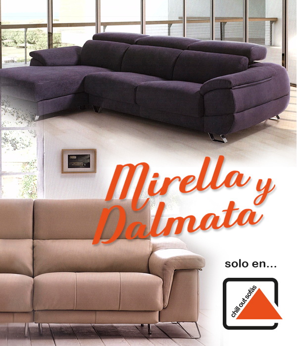 Mirella y damata novedades enero chill out sof s - Chill out sofas ...